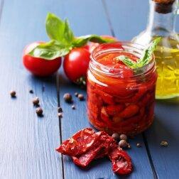 Вяленые на солнце помидоры