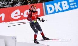 Bendika Pasaules kausa pēdējā posma sprintā finišē 44. vietā