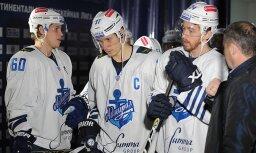 Oskara Bārtuļa 'Admiral' pieprasa iekļūšanu KHL 'play-off' otrajā kārtā