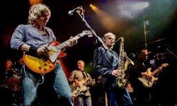 3 августа на сцене Сигулдской эстрады выступит рок-группа The Dire Straits Experience World tour 2018