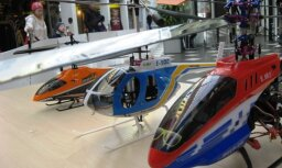 Helikopteru svētki Jelgavā