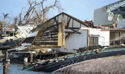 SOK ziedos miljonu dolāru viesuļvētras 'Irma' bojājumu novēršanai