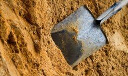 В окрестностях Риги найден закопанным пропавший без вести мужчина
