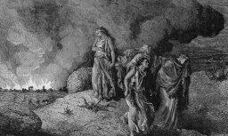Iespējams, beidzot atrasta grēku pilsēta Sodoma