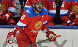 Russia s Alexander Ovechkin