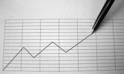 EM: Šogad Latvijas ekonomika var augt par 4,5%, bet 2018. gadā – par 4,2%