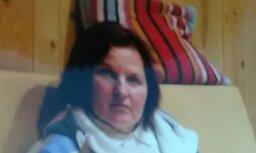 По дороге из Риги пропала 51-летняя женщина