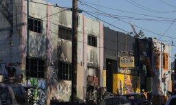 ВИДЕО: Пожар в ночном клубе Окленда: 9 погибших, десятки пропавших