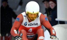 Latvijas kamaniņu sporta izlase pilnā sastāvā dodas uz pirmo PK posmu Austrijā