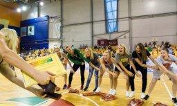 Lietuvas Sporta universitāte Rīgā uzvar XXXIII SELL studentu spēlēs
