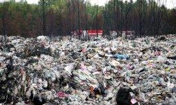 EK brīdina Latviju par nepietiekamu atkritumu pārstrādi, vēsta raidījums
