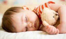 Parasti un neparastāki miega rituāli bērna ātrākai iemidzināšanai