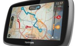 'Tomtom' prezentē jaunas navigācijas iekārtas