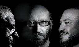 Rīgā uzstāsies Vjačeslavs Gaņeļins kopā ar Arkādiju Gotesmanu un Denisu Paškeviču