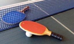 Latvijas galda tenisisti Eiropas čempionātu komandām sāk ar zaudējumiem