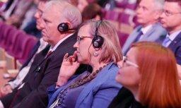 Foto: Pasaules latviešu zinātnieku kongresā meklē risinājumus valsts attīstībai