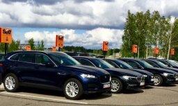 Sixt turpina izaugsmi Baltijā. Uzņēmuma apgrozījums pārsniedzis 21 miljonu eiro