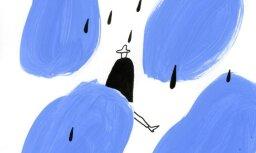 Atklās jaunās mākslinieces Lotes Vilmas Vītiņas izstādi 'Aukstas plaukstas'