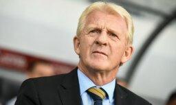 Strečens atkāpjas no Skotijas futbola izlases galvenā trenera amata
