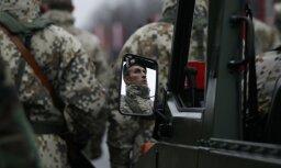Pēteris Ziemelis: Svētās Barbaras diena ir nozīmīga Latvijas armijas tradīcija