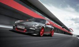 Jaunais trasei paredzētais 'Porsche 911 GT3 RS'