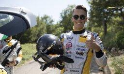 Sesks: WRC posms būs ideāla sagatavošanās nākamajam ERC posmam