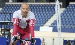 Ķiksis pasaules meistaru čempionātu noslēdz ar sudraba medaļu komandu sprintā