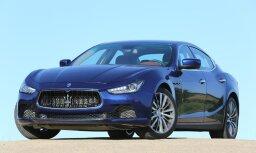 Тест-драйв: Maserati Ghibli – итальянский привет немецким грандам