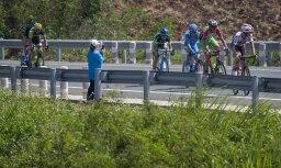 Liepiņš rāda lielisku sniegumu kalnos un finišē piektais 'Tour of Hainan' septītajā posmā