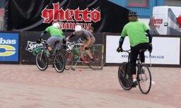 Fotoreportāža: Festivāla 'Ghetto Games' trešā diena