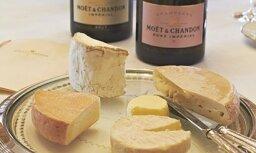 Padomi, kombinējot vīnu un sieru