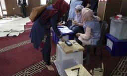 Līdz svētdienai pagarinātas Afganistānā notiekošās parlamenta vēlēšanas