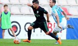 Натурализованный аргентинец Торрес впервые вызван в сборную Латвии