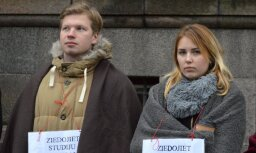 Жители Латвии стали хуже оценивать работу правительства
