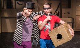 Foto: Režisora Auškāpa atvadu sveiciens – jauna izrāde bērniem Dailes teātrī