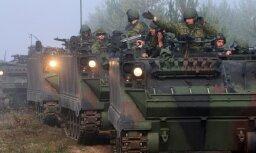 На учениях перед отправкой в Латвию погиб канадский военный