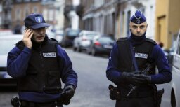В Бельгии задержали четверых подозреваемых в подготовке терактов