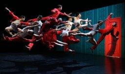 Festivāla 'Zelta maska Latvijā' programmā iekļautas divas dejas izrādes
