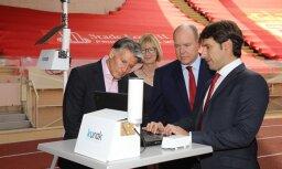 IAAF Monako instalē pirmo stadiona gaisa kvalitātes pārbaudes iekārtu