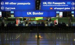 """Приток мигрантов в Британию падает на фоне """"брексита"""""""