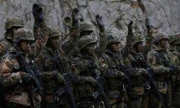 Par bēgli izlicies Vācijas karavīrs plānojis sarīkot teroraktus