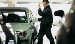 Apdrošinātājs: gada nogalē pieaudzis auto vandālisms
