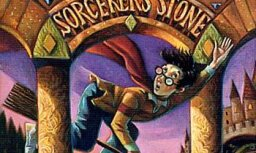 """J. K. Rowling """"Harry Poter and the Sorcerer's Stoune"""""""