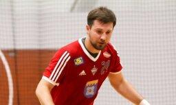 'Tenax' handbolisti uzvar Baltijas līgas mačā