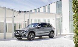 Izmešu falsificēšanas programmatūras dēļ Vācija liek atsaukt 774 tūkstoš 'Mercedes' automobiļu