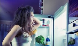 Pētījums: ēšana naktīs kaitē smadzenēm