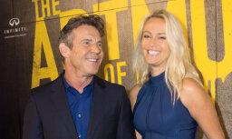 Holivudas spīdeklis Kveids beidzot komentē attiecības ar Santu Auziņu