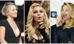 Dzīve pēc 60: kā slavenas sievietes saglabā jaunību