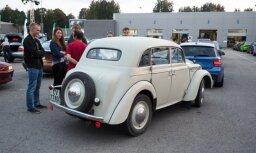 Foto: Tehniskās apskates naktī Rīgā izbrāķēti ap 79% auto