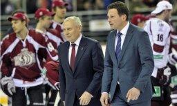 Rīgas 'Dinamo' ar finansēm viss ir kārtībā, saka Savickis